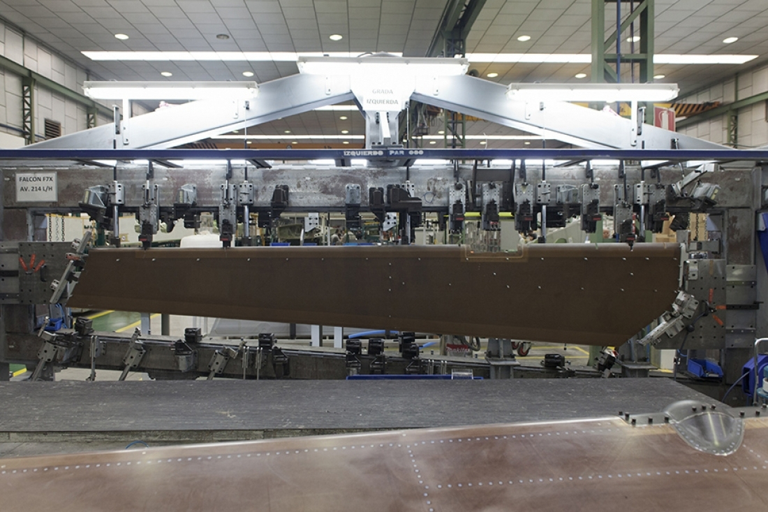 Aerostructures Assembly